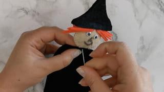 Étape 4: fabriquer le corps de la sorcière