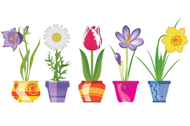 Coloriage Fleur Sur Hugolescargot Com