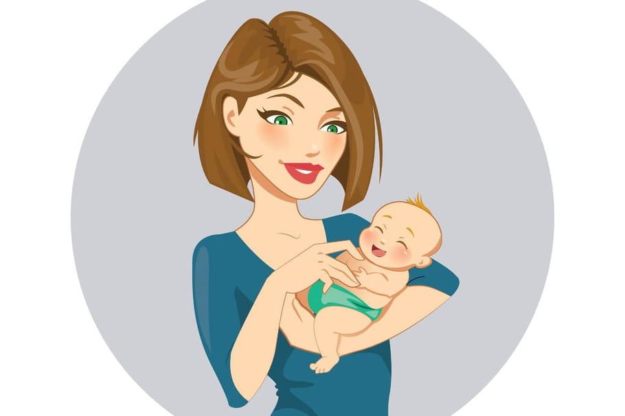 Comptine Les bras d'une maman