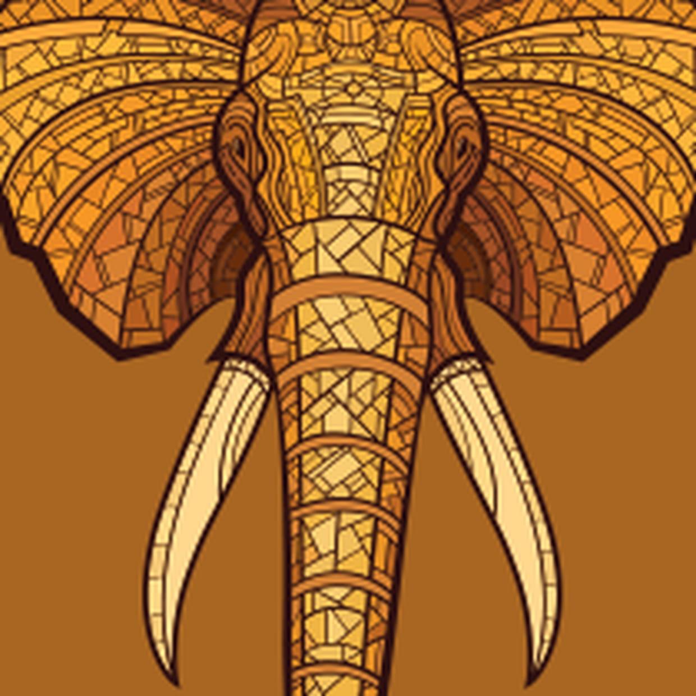 Coloriage A Imprimer Difficile Elephant.Coloriage Difficile Sur Hugolescargot Com