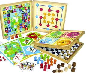 Les meilleures mallettes de jeux pour occuper vos enfants