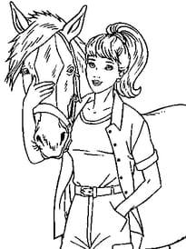 De cheval