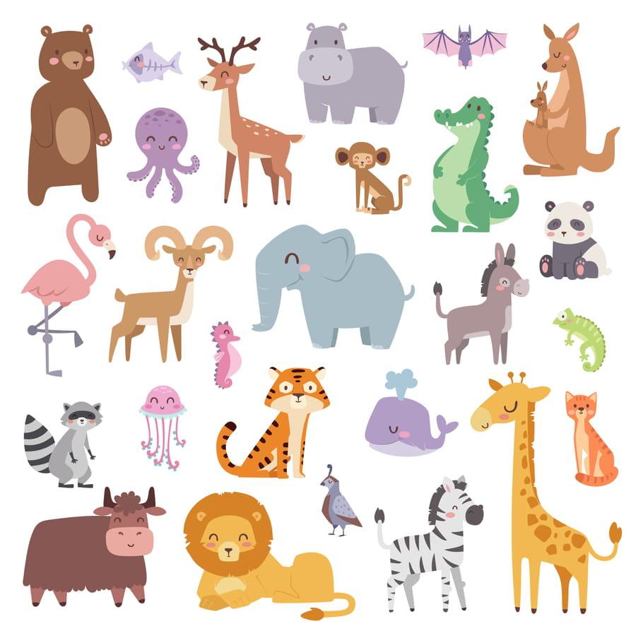 Quels sont les cris des animaux?