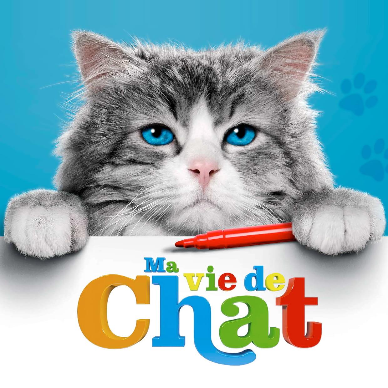 Coloriage Une Vie De Chat.Coloriage Du Film Ma Vie De Chat A Imprimer Sur Hugolescargot Com