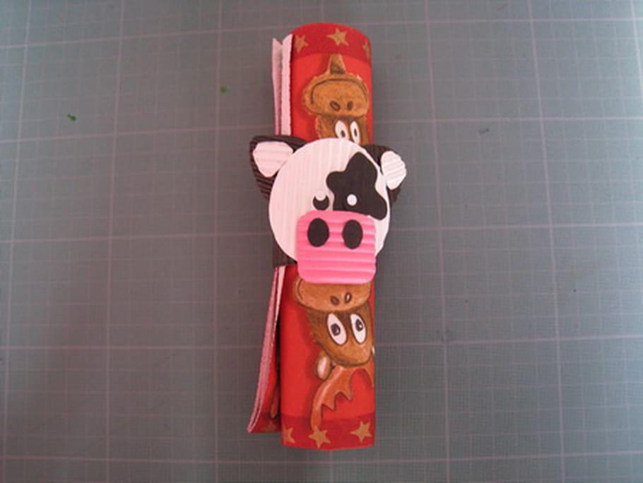 Le rond de serviette vache - Les ronds de serviette ...