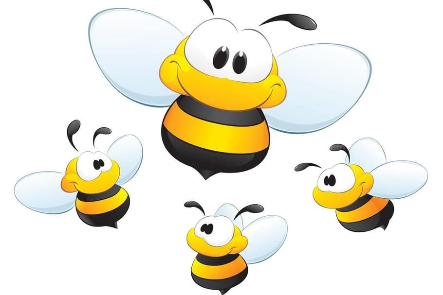 Comptine Mon amie l'abeille