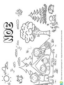 Noé prénom de garçon version1