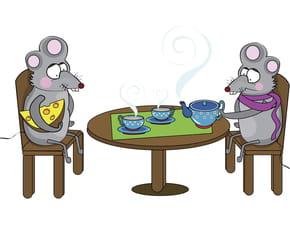 Le rat de ville