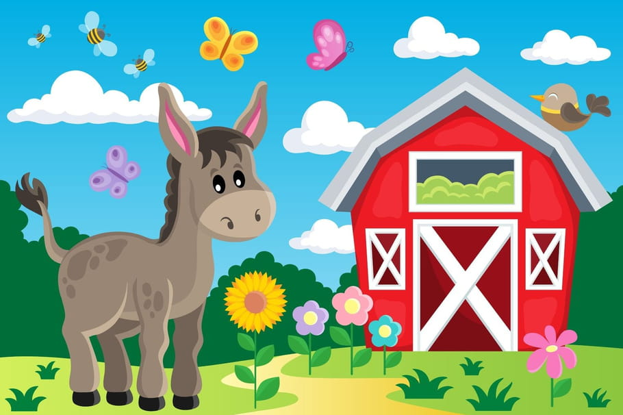 L'âne