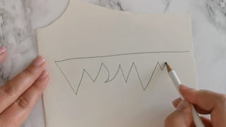 Étape 4: créer les dents de monstre