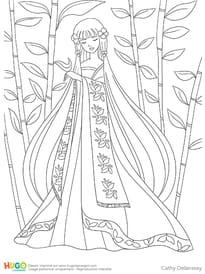Kaguya, princesse de légende