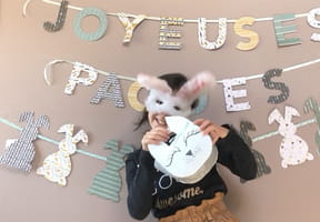 Sac lapin pour Pâques [VIDEO]