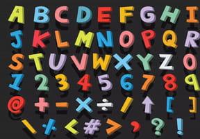 Coloriages alphabet