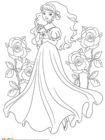 Belle, princesse de légende