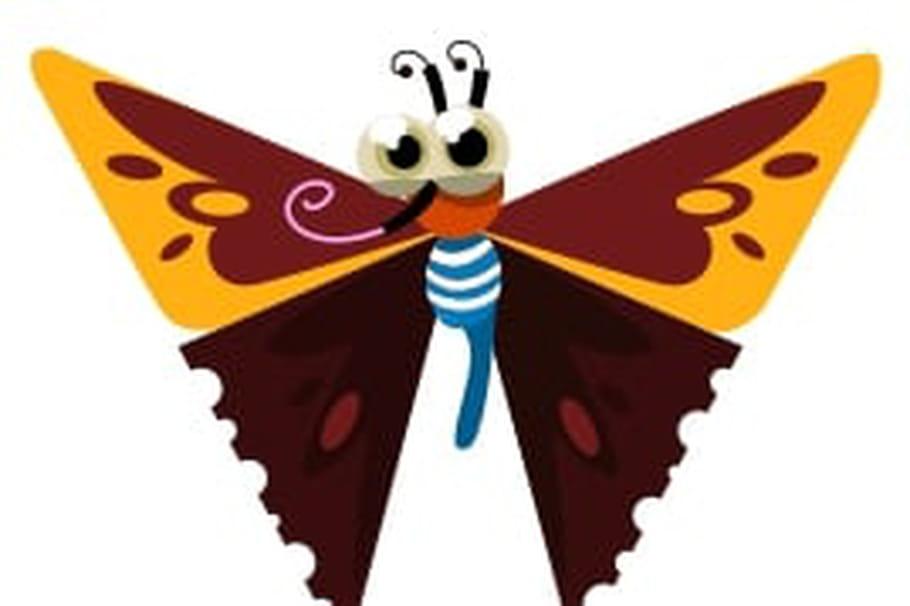 Dessiner un papillon - Dessine un papillon ...