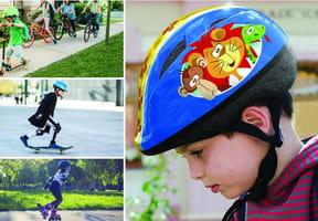 Alliez tendance et sécurité avec les casques
