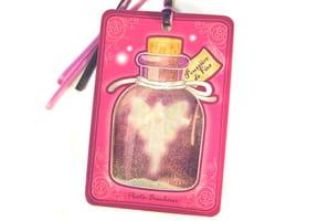Porte bonheur poussière de fées