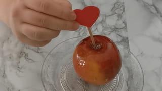 Étape 3: Décorez votre pomme d'amour
