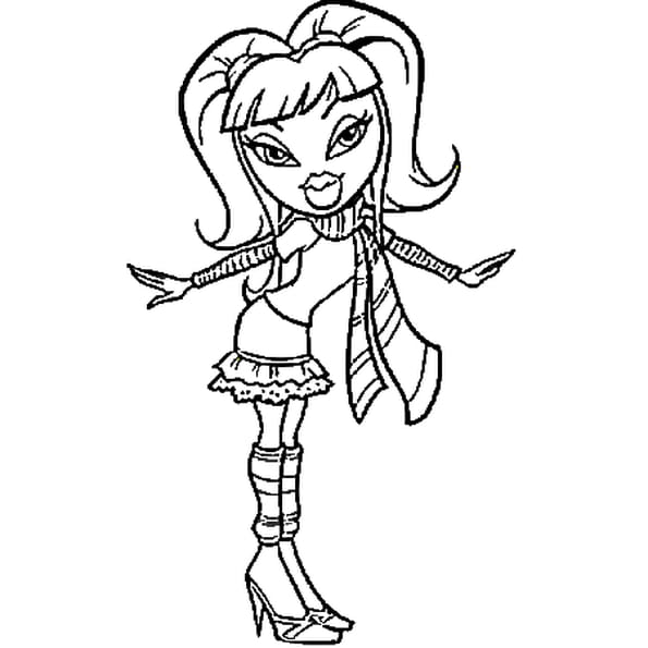 bratz jade including cool coloring pages for girls 1 on cool coloring pages for girls likewise cool coloring pages for girls 2 on cool coloring pages for girls including printable letter m coloring page on cool coloring pages for girls together with cool coloring pages for girls 4 on cool coloring pages for girls