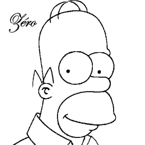Boule Bouche Homer Simpson