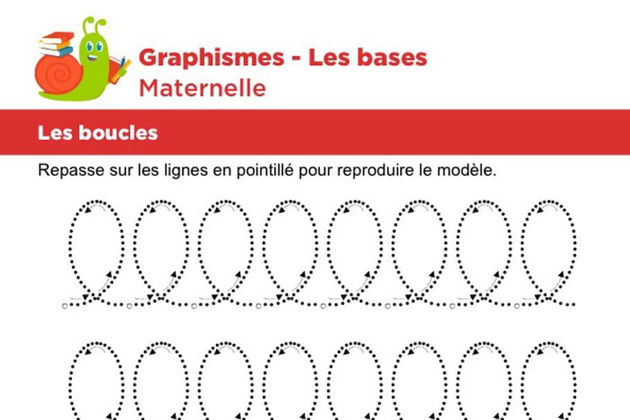 Les bases du graphisme, les boucles niveau 2