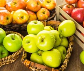 J'ai des pommes à vendre