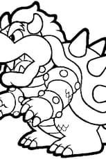 Coloriage Mario Et Luigi En Ligne Gratuit A Imprimer