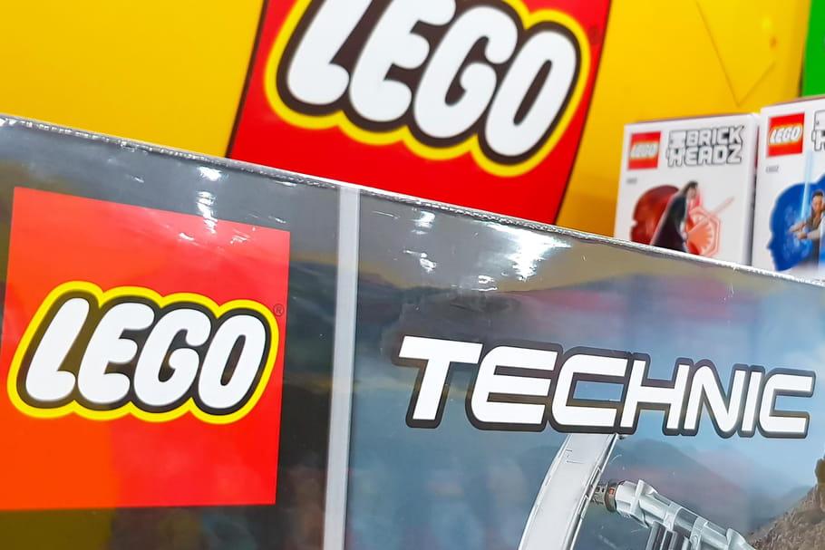 Lego Technic: les meilleurs coffrets de construction
