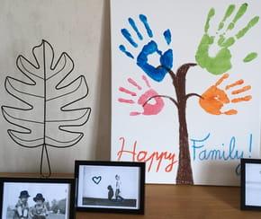Tableau arbre familial