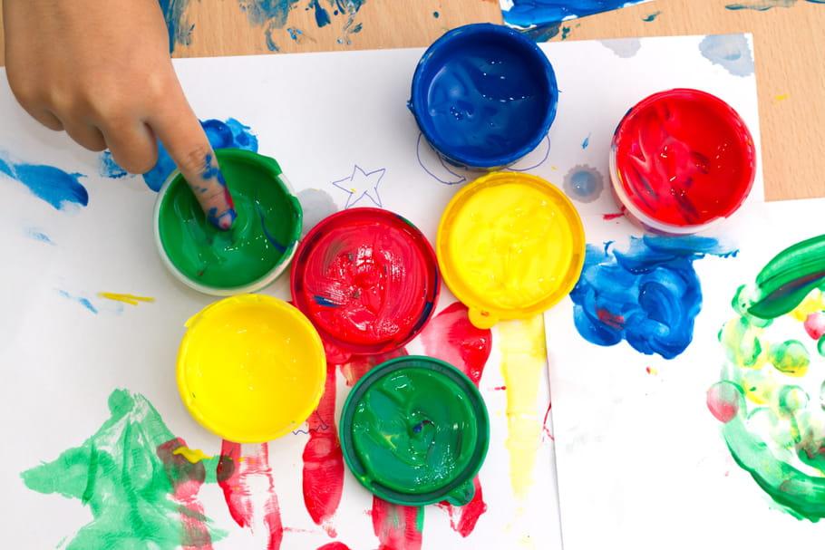 Couleurs primaires, secondaires: comment créer les couleurs?