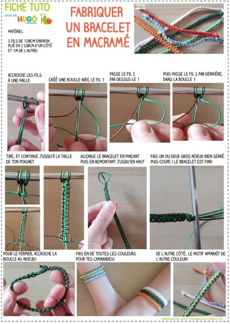 fabriquer-un-bracelet-en-macrame