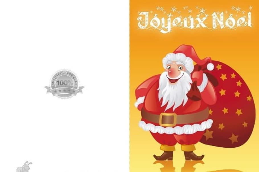 Joyeux Noel A Imprimer Carte joyeux Noël