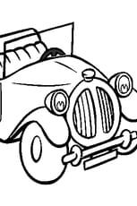 Coloriage taxi en Ligne Gratuit à imprimer