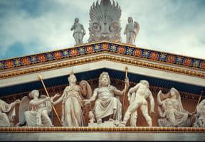 Qui sont les Dieux de la mythologie grecque?