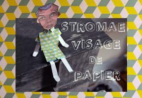 Stromae, visage de papier