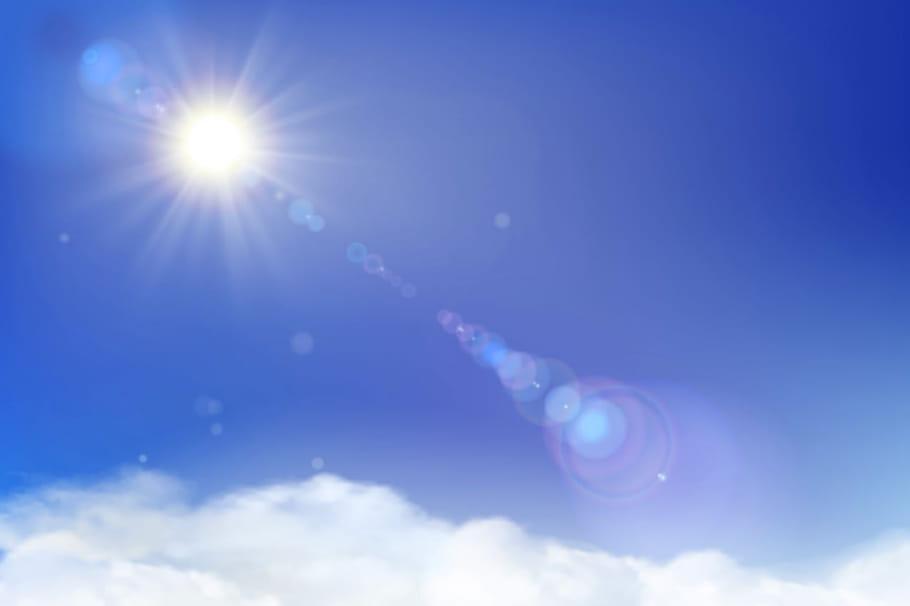 Comptine Si tu aimes le soleil
