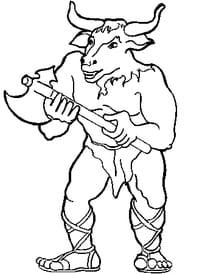 Minotaure