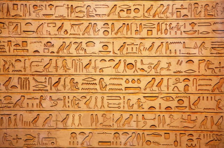 Écrire son nom en hiéroglyphes