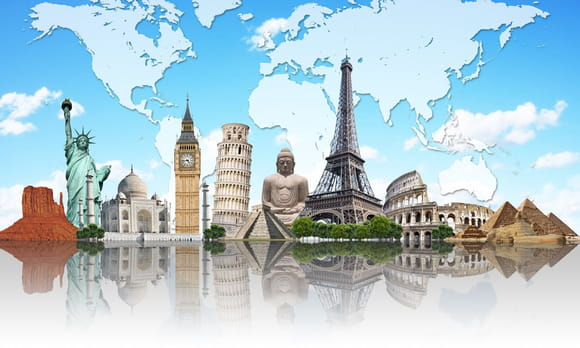 Monuments célèbres