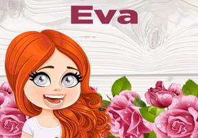 Éva : prénom de fille lettre E