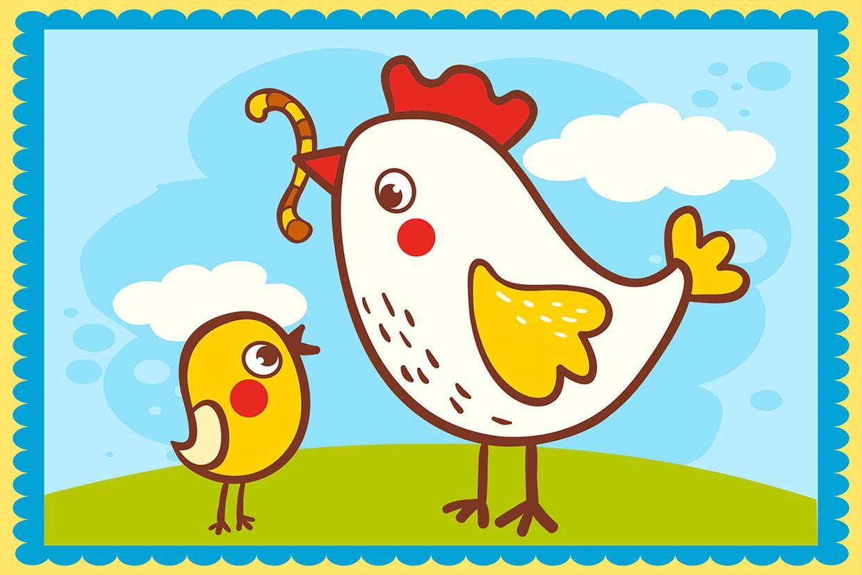 Coloriage animaux de la ferme sur - Animaux a imprimer gratuit ...