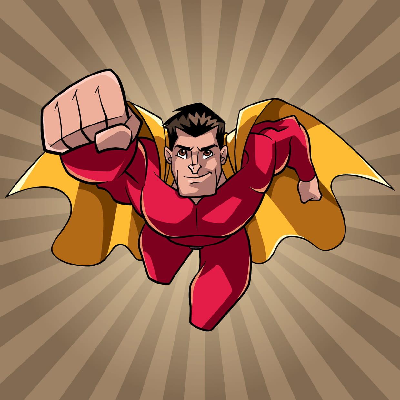 Coloriage Super Heros Sur Hugolescargot Com