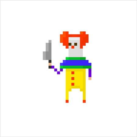 pixel-art-halloween-clown