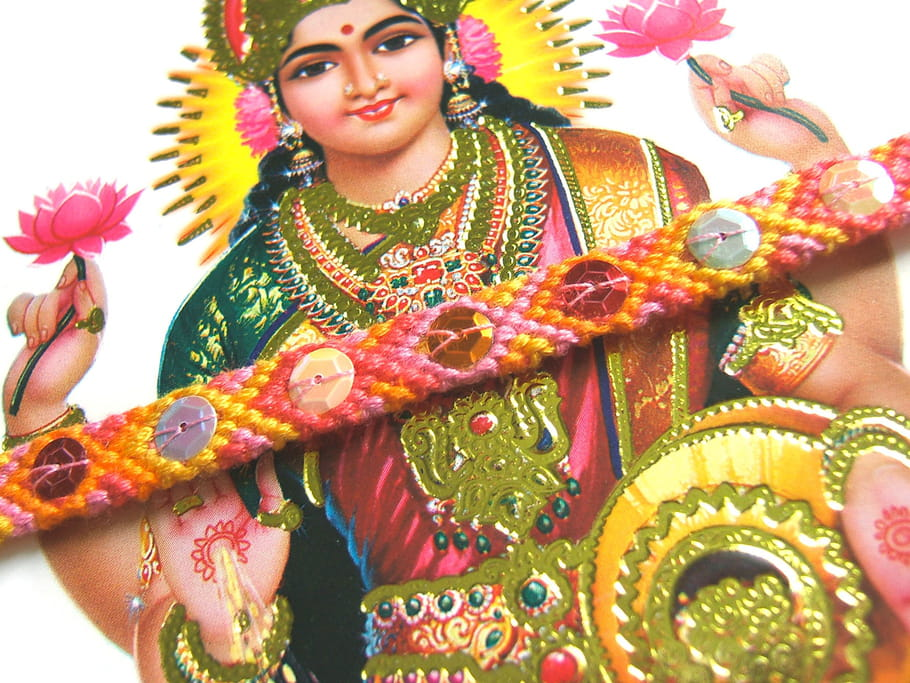 Bracelet brésilien Lakshmi