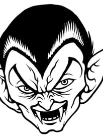 Tête de Dracula