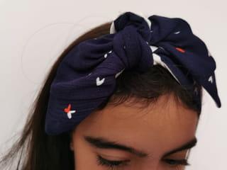 Votre headband est terminé!