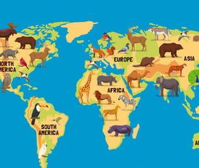 Comptine des six continents