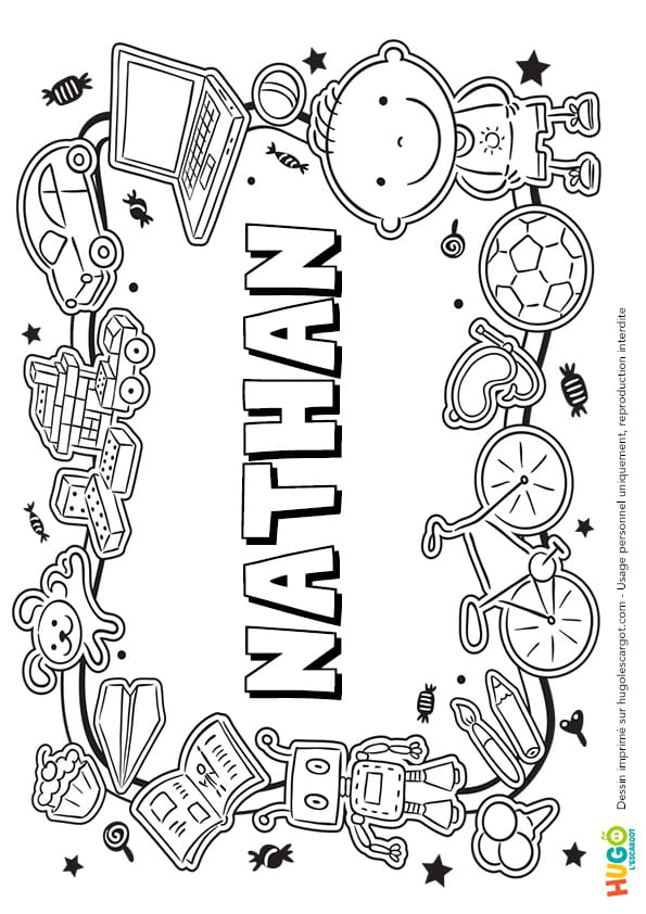 Nathan prénom de garçon version 3