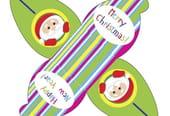 Mini pochettes de Noël