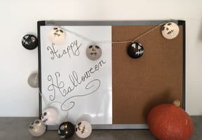 Guirlande lumineuse pour Halloween [VIDEO]
